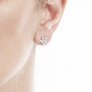 Orecchini Dream – My Star con diamanti